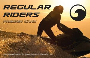 Regular Riders Premier Card Jet Set Go Torquay Loyalty Card