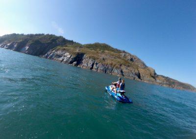 Stunning Devon coastline