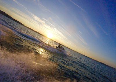 Jet Ski sunset safari